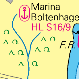 Boltenhagen Ostsee Karte.Hafenplan S16 9 Boltenhagen Nv Pedia